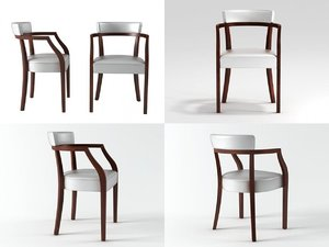 neoz easy chair 3D model