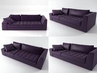 3D exclusif sofa 04 model