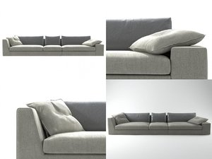 3D exclusif sofa 02