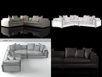 3D model alison configuration 01