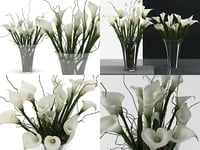3D model calla lily