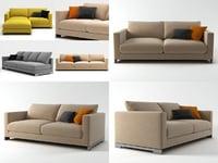 reversi sofa 3D model