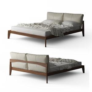 wish bed 3D