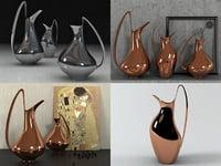 3D pitchers