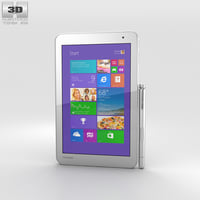 toshiba encore 2 3D model