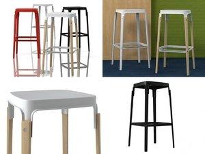 steelwood stool model