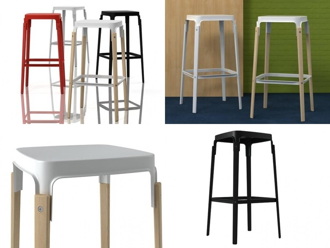 steelwood stool model