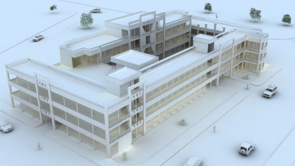 building editable price 3D model
