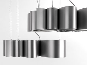 paraaf suspension lamp model