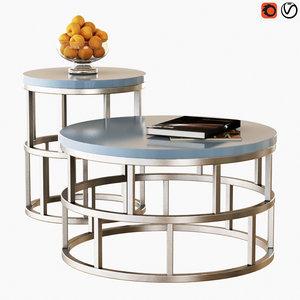 3D tables riviera