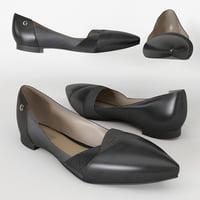 shoe model