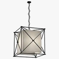 chandelier ellis worlds away 3D model