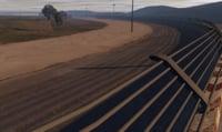 Oval Racetrack / speedway