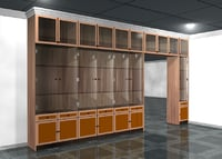 Furniture big cabinet