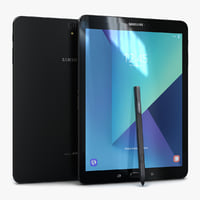 Samsung Galaxy Tab S3 9.7 Black With Pen