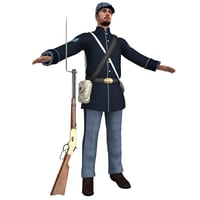 Union Soldier V4