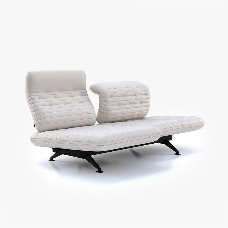 3D desede ds-490 sofa