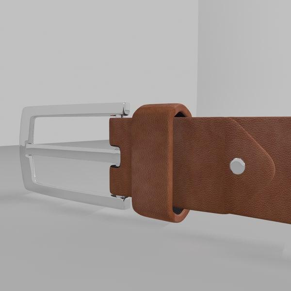 belt model