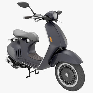 3D scooter 03
