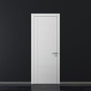 3D union doors trend tr03 model