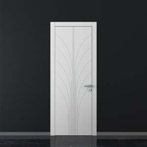 union doors trend tr07 3D model