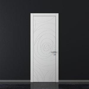 3D union doors trend tr08