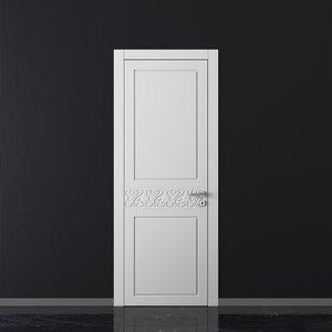 union doors trend tr12 3D