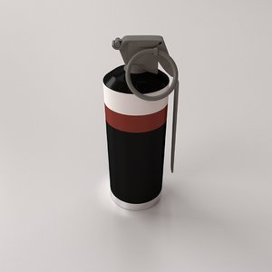 3D mk141 stun grenade