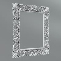 classical decoration ornamental 3D
