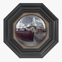 3D jonathan sainsbury - octagonal