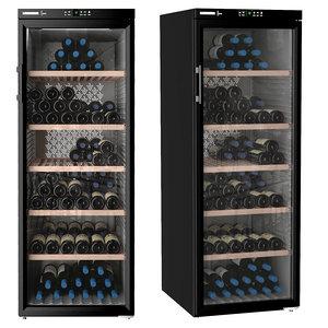 3D wine model