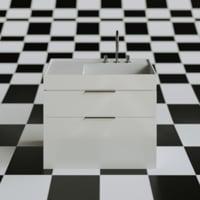 sink blender 3D