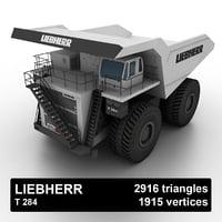 liebherr t 284 3D