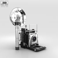 3D graflex crown graphic model