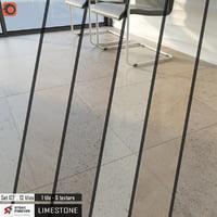 3D tile stone forever set