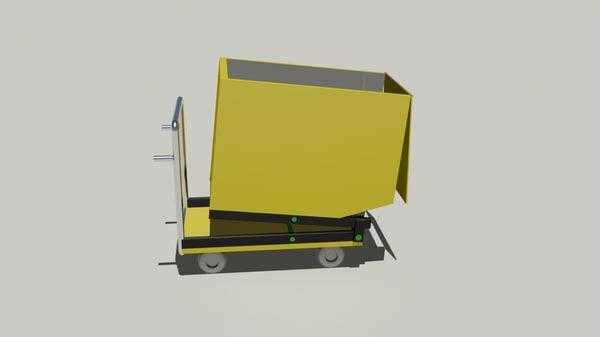 3D trolley