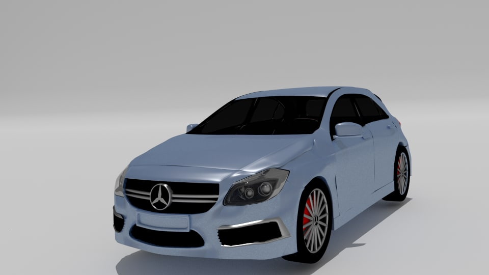 hatchback 3D
