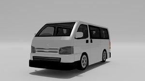 minibus quantum model