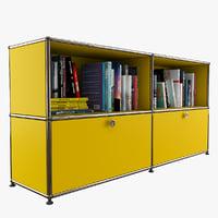 usm storage modular model