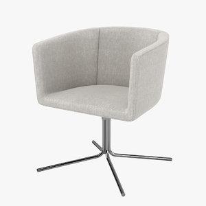 3D living divani jelly chair