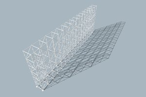 scaffold tower - layher model
