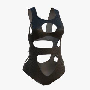 3D swimsuit 7