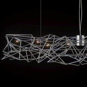 lamp terzani etoile 3D