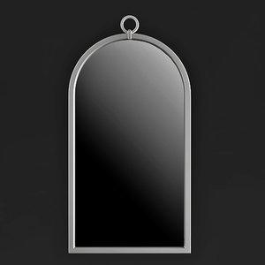 3D bassett mirror ella wall