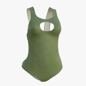 3D swimsuit 11 model