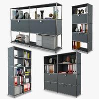 usm storage modular 3D