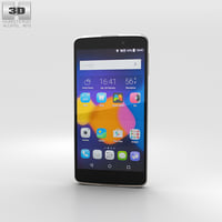 3D alcatel touch idol