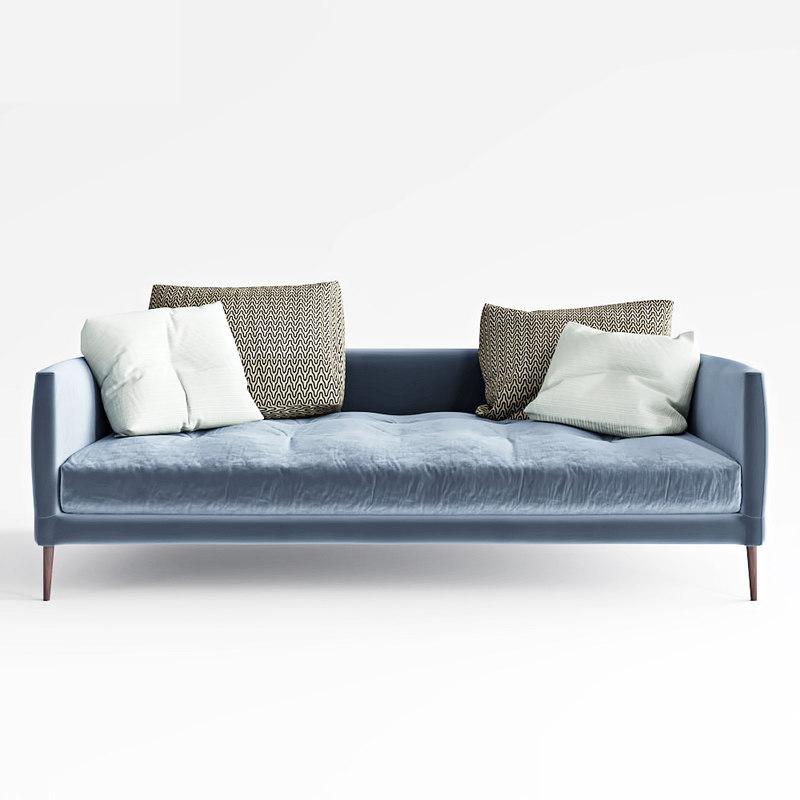 bonaldo colar sofa 3D model