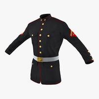US Marine Corps Parade Jacket