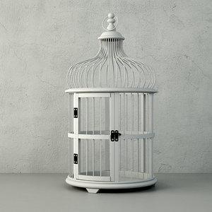 decorative cage belen zara 3D model